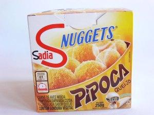 Sadia Niggets Pipoca