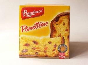Panettone Bauducco