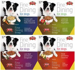 Fining Dining for Dogs