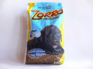 Ração Zorro