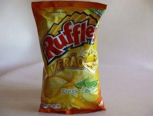 Ruffle Verão Fresh Lemon